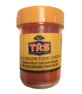 TRS Egg Yellow Food Colour - 25g
