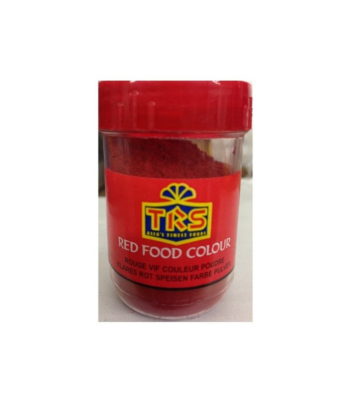 TRS Red Food Colour - 25g