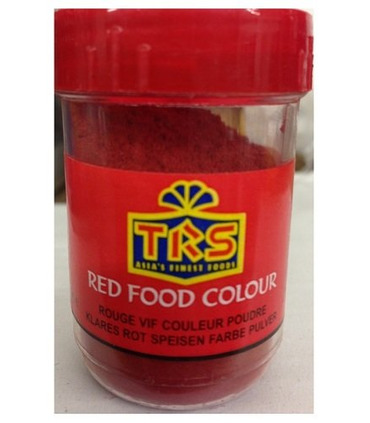 TRS Red Food Color