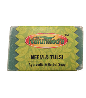 Naturmed`s Neem and Tulsi Soap