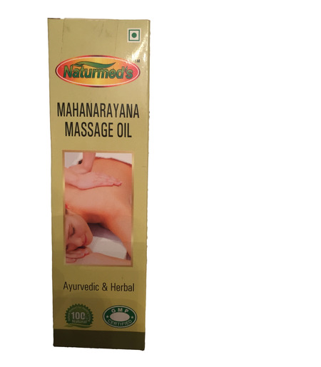 Naturmed`s Mahanarayana Massage Oil