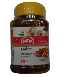 MTR Garlic Pickle