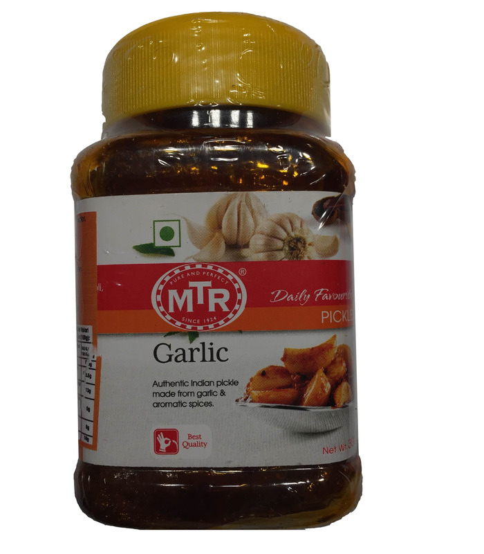 MTR Garlic Pickle - 300g