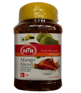 MTR Mango Sliced Pickle