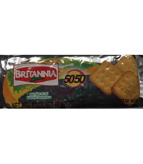 Britannia 50:50