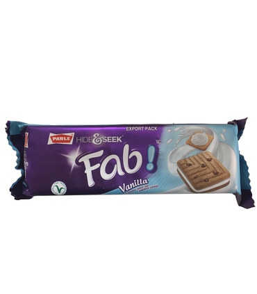 Parle Hide and Seek -Vanilla-Fab!