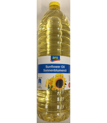 Sunflower Oil - 1L