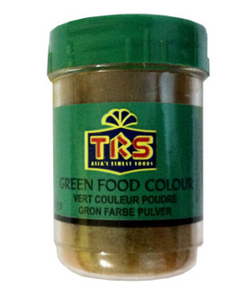 TRS Green Food Colour - 25g
