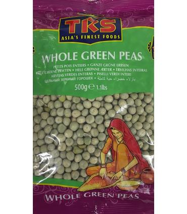 TRS Whole Green peas