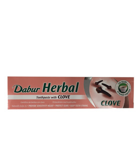 Dabur Clove (Herbal Toothpaste) - 100ml