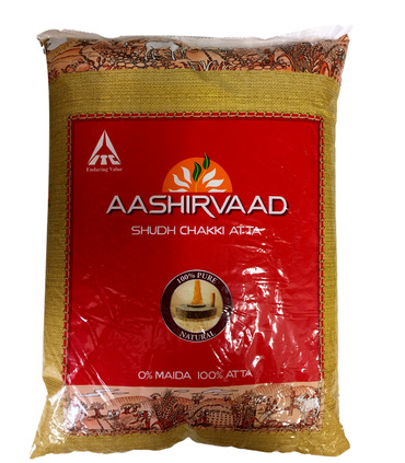 Aashirvaad Atta Local Indian Pack - 10kg