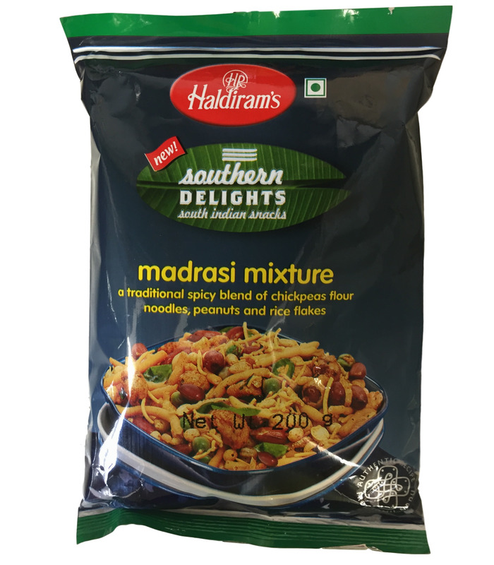 Haldirams Madrasi Mixture - 200g