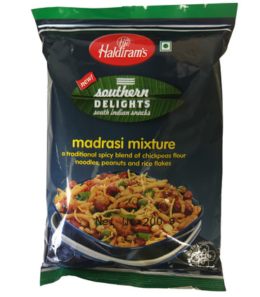 Haldiram Madrasi Mixture