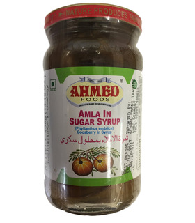 Ahmed Amla in Sugar Syrup - Amla Murabba