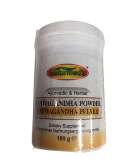 Naturmed`s Ashwagandha Powder - 100g