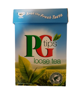 PG Tips Black Tea (Loose)