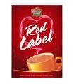 Brooke Bond RED Label Black Tea (Loose) - 250g
