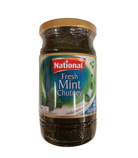 National Mint Chutney - 335G