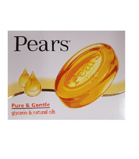 Pears Pure and Gentle Soap - 75G