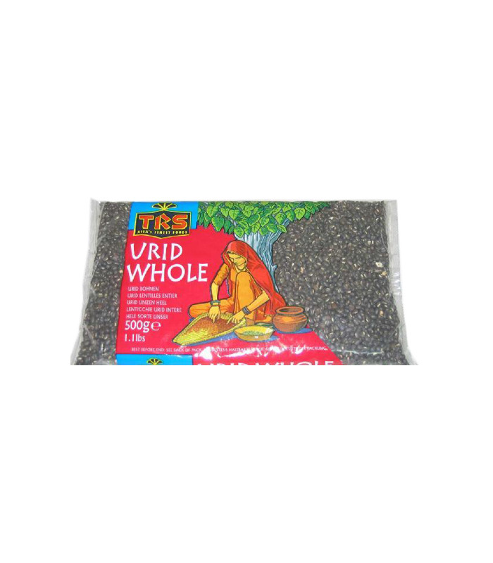 TRS Urid Whole (Black) - 1kg