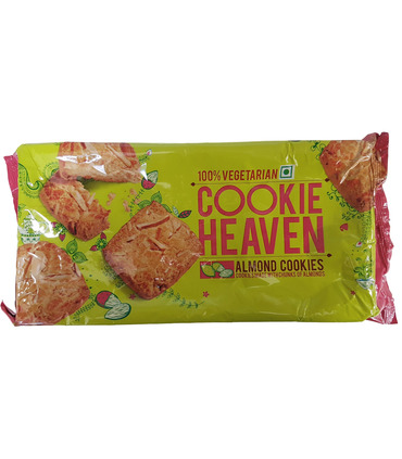 Cookie Heaven Almond Cookies - 200g