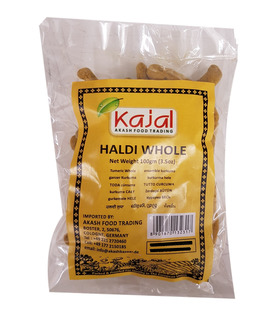 Kajal Turmeric Whole - 100g