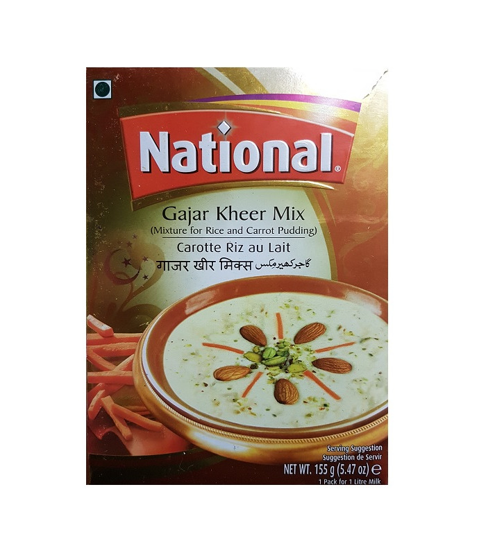 National Gajar Kheer Mix - 155g