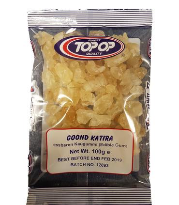 Top Op Kateera Gond - 100g
