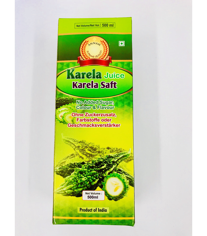 Annam Karela Juice-500Ml