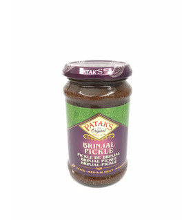 Patak Brinjal Pickle - 283g