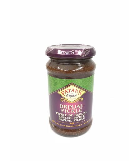 Patak Brinjal Pickle - 283g