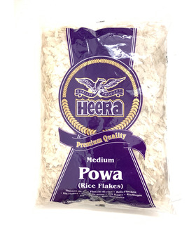 Heera Rice Flakes Medium (Poha) -1kg