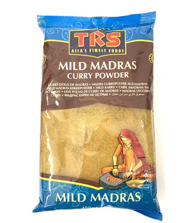 TRS  Mild Madras Curry Powder - 400g