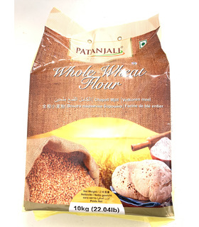 Patanjali Whole Wheat Flour - 10