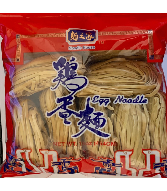 Noodles - Quick Cooking EGG Noodle - 500g