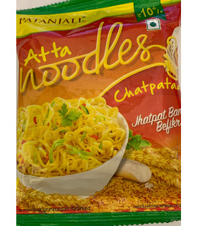 Noodles - Patanjali atta noodles chatpataa - 60g