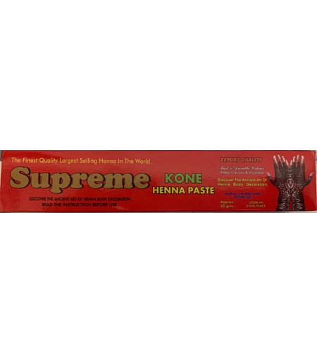 Supreme Dulhan Henna Cones - 25g