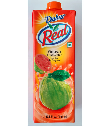 Dabur Real mango fruit Juice - I Lt