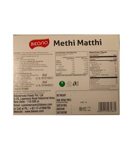 Bikano Methi Mathri- 400 g