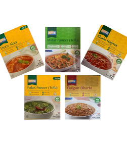 Ashoka Ready To Eat  (Pack of 5) - 20% Off