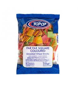Top Op Far Far Square Coloured - 250g