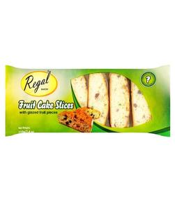 Regal Fruit Cake - 210g