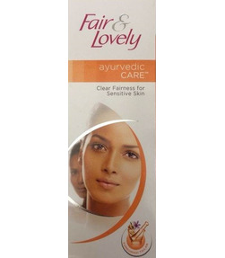 Fair and Lovely - Ayurvedic Care - 50g (BBE: 02.2020)