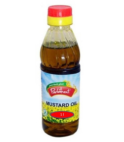 Parliament Pure Mustard Oil - 1l