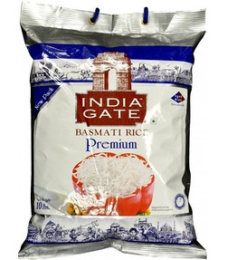 Basmati Rice - India Gate Premium - 10 kg