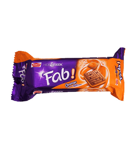 Parle Hide and Seek -ORANGE-Fab!