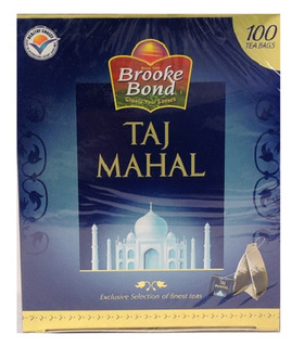 Brooke Bond Taj Mahal Black Tea - 100 Bags