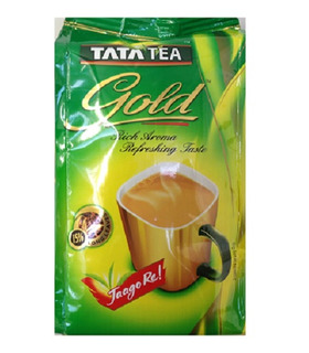 Tata Tea Gold Black Tea (Loose) - 500g