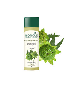 BIOTIQUE Bio Bhringraj  - 120ml
