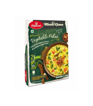 Haldiram's Vegetable Pulao- 300g